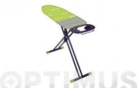 TABLA PLANCHAR T-MAX 120X38 CM ANTRACITA-REFLECTA KIWI