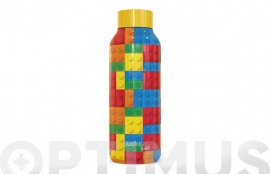 BOTELLA TERMO INOX KIDS LEGO COLORS 510 ML