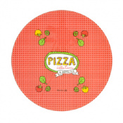 PLATO PIZZA D.30+CORTADOR P058-V020170