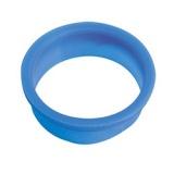 JUNTA CONICA PVC FLEXIBLE 32 P/SIFONS